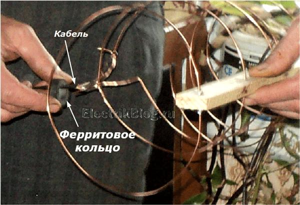 Ферритовое кольцо