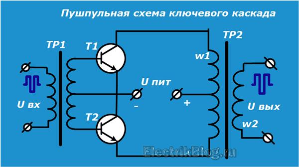 Пушпульная схема