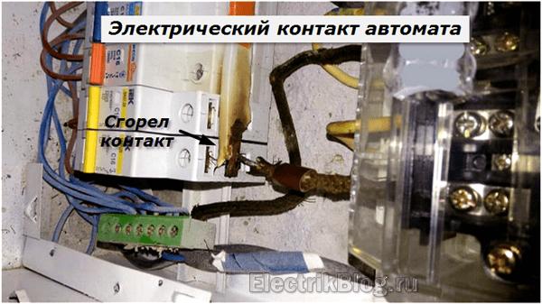 Электрический контакт