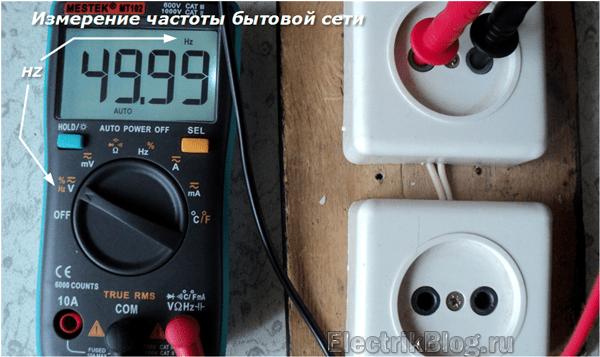 Измерение частоты