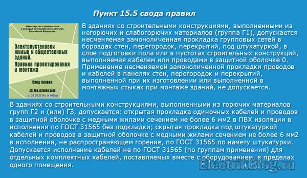Пункт 15.5
